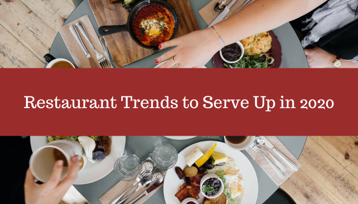 2020 Predicted Food Trends.Restaurant Trends To Serve Up In 2020 Food Institute Focus