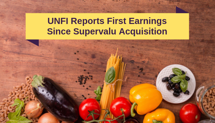 United Natural Foods Inc  Reports First Earnings Since