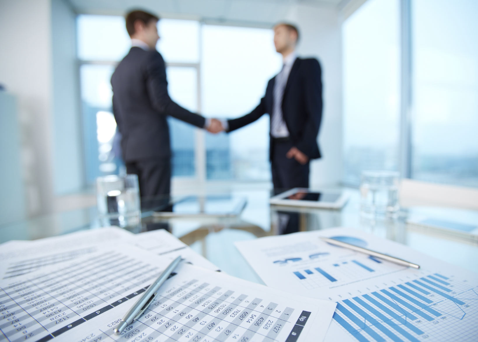 Merger Rumors Abound in the New Year - The Food Institute Blog
