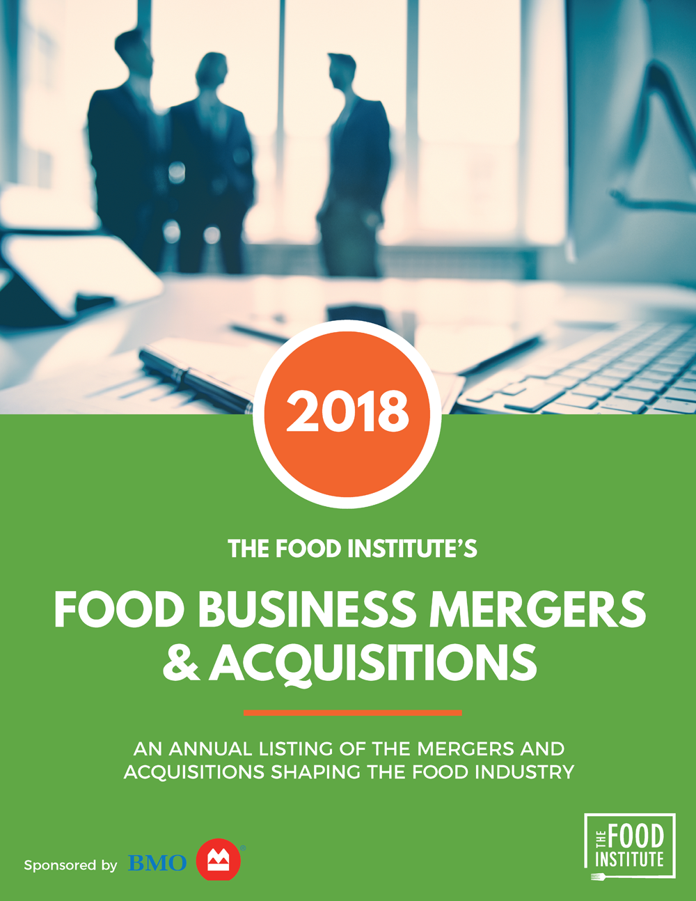 Food Business Mergers & Acquisitions 2018