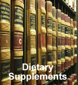 Dietary Supplements: A Regulatory Guide
