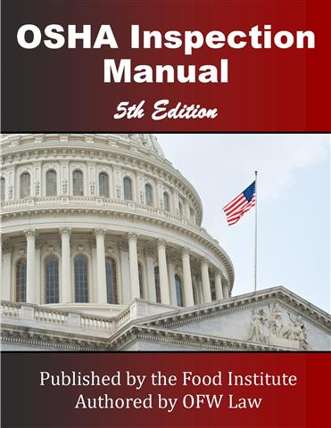 OSHA Inspection Manual, 5th Edition