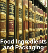 Guide to Regulation of Food Ingredients And Food Packaging Materials