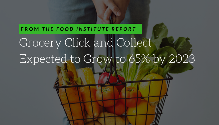 Grocery Click and Collect Expected to Grow to 65% by 2023